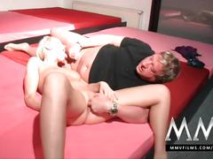 hardcore, mmvfilms.com, old dick, blonde, young snatch, babe, cumshot, dick sucking, big tits, busty, reverse cowgirl, shaved pussy