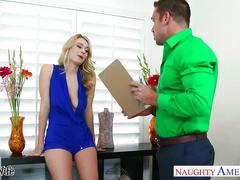 Wife natalia starr gets tits fucked