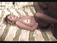 Blonde wife fucked with black men this hot gi