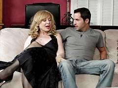 Bad milf nina hartley fucks someone she shoudnt