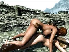 Tasha slutty whore sexlab skyrim adventures pt 6 sex in victoryxxx