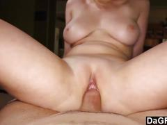 Girl next door finally sucks my cock