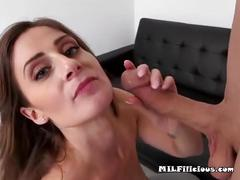 Sexy milf jane madison cock sucking excellently