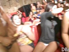 These girls love suckign whipped cream movie segment 1