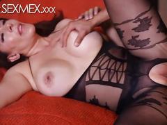 Sexy milf big tits nicky ferrari fucking young boy