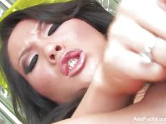 Asa arira's hot as fuck