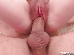 Slutty kamila gets loose @ real raunchy redheads #04
