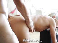 Hd - pornpros kacey jordan gets dripping pussy work out