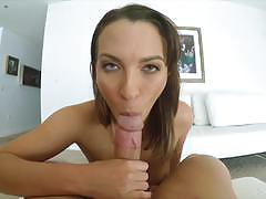 Go pro camera films lily love drilled hard!