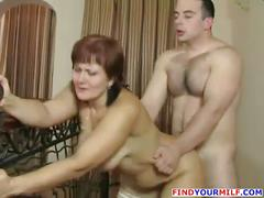 Russian amateur mom goes wild 06