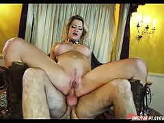 Sienna day fucked in her asshole