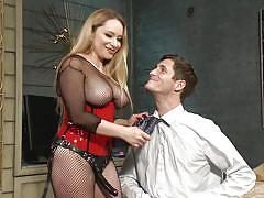 femdom, big tits, dominatrix, anal dildo, blonde milf, dildos, workshop, educational, kink university, kink, tony orlando, aiden starr