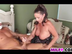 big boobs, handjob, milf, babe, mom, more