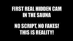 First czech amateur sauna spycam voyeur