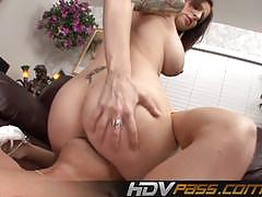 Paris kennedy throating and rimming