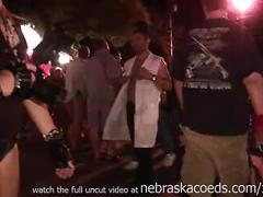 Street footage fantasy festival key west florida