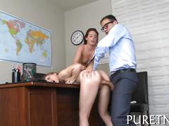 Dude has two awesome sluts to fuck and ravage