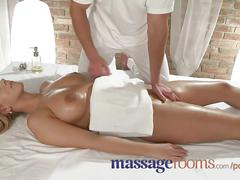 Massage rooms girls scream in ecstasy as g-spots get special treatment