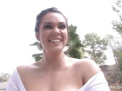 Alison tyler hot tub behind the scenes