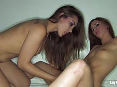 Lily carter is a foxy lesbian lover