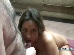 Busty milf leeanna heart gets her mature twat pounded