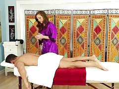 Cock sucking massage girl maddy oreilly