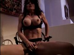 cumshot, tits, threesome, balllicking, nicisterling
