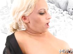 Busty blonde slut gets fucked like a prophet