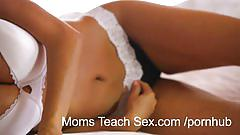 Moms teach sex - mommy fantasies become reality