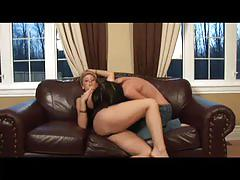 Lesbians at play - scene 2