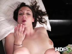 Hdpov big natural tits bounce in your face