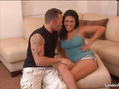 Randy london keyes loves hard cock