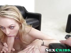 Blonde amateur alli rae first time fucking on film