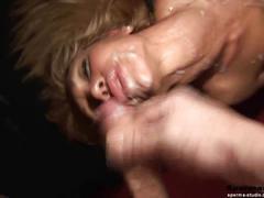 Cum orgy extreme - horny ginger p2b ..--------