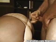 Redhead fat secretary sweaty fucking with her boss