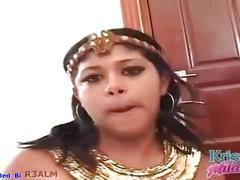 Kristina milan - hot arab girl fucked
