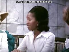 Annette haven, c.j. laing, constance money in vintage fuck video