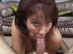 Mature slut vanessa videl sucks a dong in pov scene