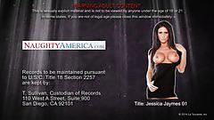 hardcore, naughtyamerica.com, brunette, big tits, busty, dick sucking, lingerie, office sex, hd, doggystyle, reverse cowgirl, shaved cunt