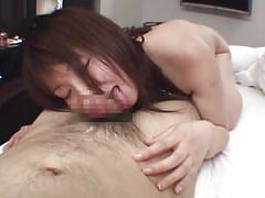 Cute japanese hottie in amazing pov sex