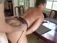 Fucking beautiful mom with big ass