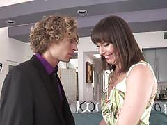 Dirty stepson fucks sexy stepmom dana dearmond