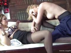 Sophia knight and katie k hard girl girl scene