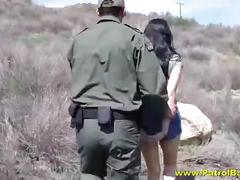Hot latina slut banged as punishment