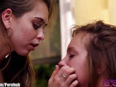 Riley reid punishes maddy o'reilly for fucking daddy