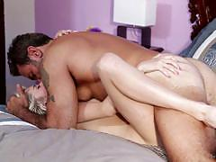 Chloe foster getting drilled by her stepdad in her pussyhole