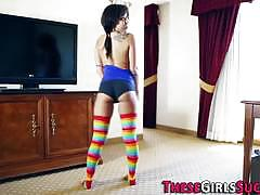 Thisgirlsucks - skinny mia austin is cock hungry!