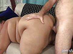 Chubby babe loves to fuck