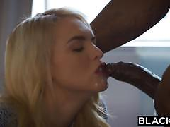 cosima knight, big dick, blowjob, doggystyle, lingerie, facial, squirting, blonde, reverse cowgirl, heels, gagging, gag, big cock, squirt, bbc