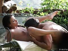 Anita bellini is desperate for cock in her pussy